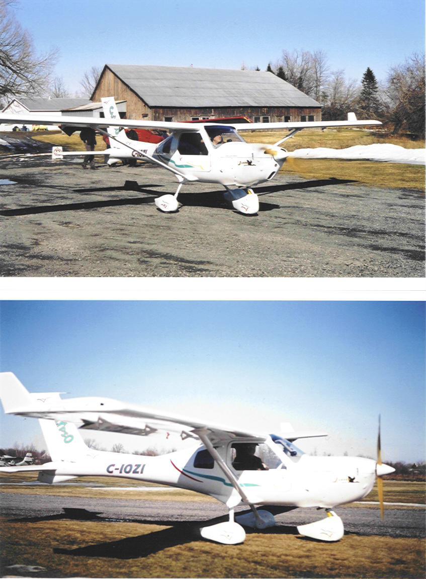Jabiru Flight manual